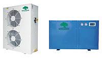 Тепловые насосы «Воздух-вода» MYCOND серии ARCTIC с рекуперацией тепла