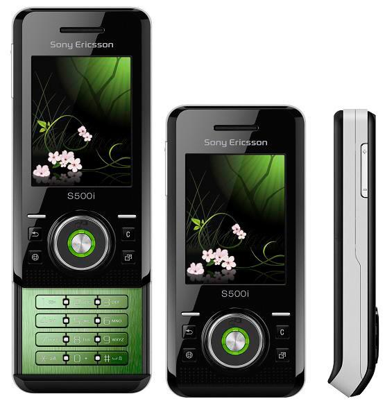 Корпус для Sony-Ericsson S500 в сборе high copy