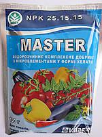 Минеральное Удобрение  Master(Мастер) для томатов, перца и баклажанов 100г