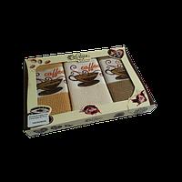Набор кухонных полотенец Lotus Coffe 106