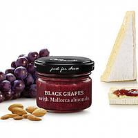 Джем из черного винограда в сладком соусе