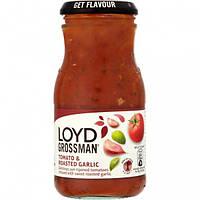 Соус - Loyd Grossman - помидоры и жаренный чеснок