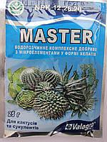 Удобрение Master для кактусов 12.26.20 (Мастер) 25 гр.