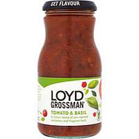 Соус - Loyd Grossman - томаты и базилик