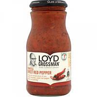 Соус - Loyd Grossman - помидоры и сладкий красный перец