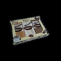 Набор кухонных полотенец Lotus Coffe 108