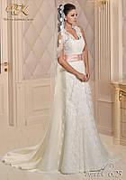 Свадебное платье модель 623