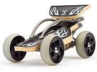 Игрушка E-Drifter, машинка бамбуковая