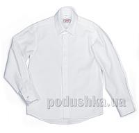 Рубашка школьная с потайной застежкой Юность 268 34 (Р-140, ОГ-72, ОШ-33)