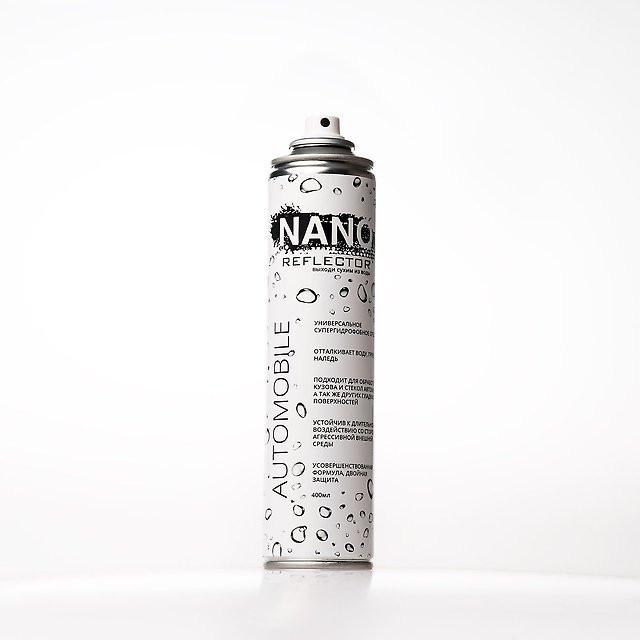 Nano Reflector Automobile предотвращает выцветание и коррозию