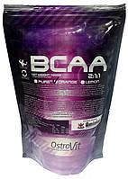 OstroVit Extra Pure BCAA 2:1:1, 1000 грамм (со вкусом)