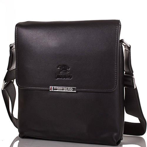 Привлекательная мужская сумка из качественного кожезаменителя JIN DIAO (ДЖИН ДИАО), SHI3373-2