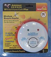 Ультразвуковой отпугиватель комаров Aokeman Mocquito Repeller, фото 1