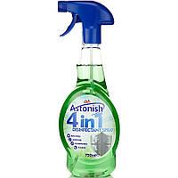 Средство для дезинфекции Astonish 4 in 1 Disinfectant Spray Великобритания