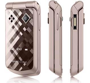 Корпус для Sony-Ericsson Z555 в сборе high copy
