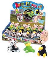 Оригинальный брелок с сюрпризом Animal Farm Wicked Willies Vibr. Penis