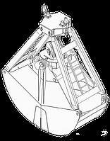 Грейфер для сыпучих грузов - КО.135