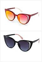 Очки женские солнцезащитные в стиле Fendi