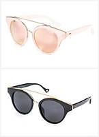 Стильные и модные женские очки выбор цветов