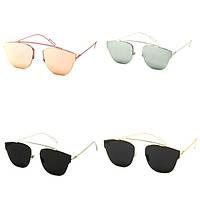 Женские солнцезащитные очки реплика Диор, фото 1