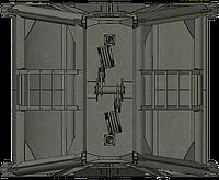 Грейфер для сыпучих грузов - КО.30-02 [4715М]