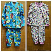 Детские пижамы трикотаж, фото 1
