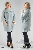 Пальто,модель ПОБ 24527,размеры 45-52
