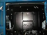 Металлическая (стальная) защита двигателя (картера) Ford Transit (2006-) (V-2.2 D)