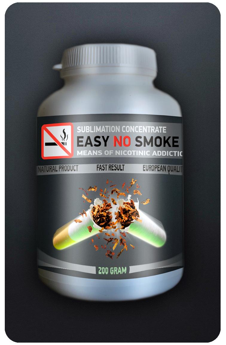 EASYnoSMOKE (изи ноу смок) - средство от курения. Цена производителя. Фирменный магазин.
