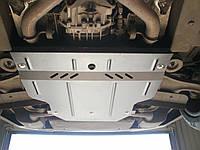 Металлическая (стальная) защита двигателя (картера) Maserati Quattroporte (2008-2013) (V-4.2)