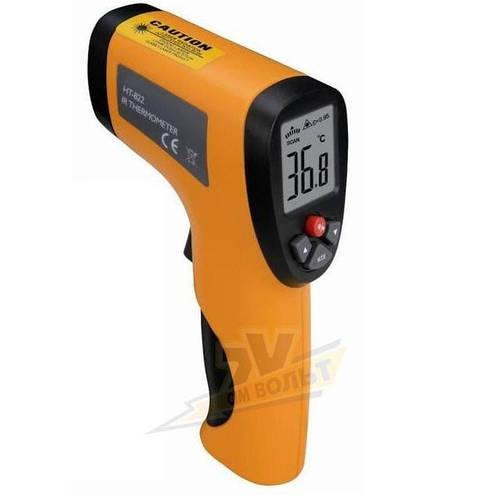 Пірометри-прилади для безконтактного вимірювання температури
