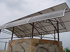 Поликарбонат сотовый Запорожье, фото 2