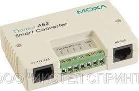 Преобразователь RS232-RS485/422 Moxa A52/53