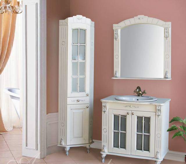 Коллекция мебели для ванной комнаты АТОЛЛ Александрия