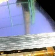 Лист оцинкованый 0,4мм 1250мм