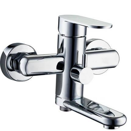 Смеситель для ванны Zegor Z65-LOB3-A128, фото 2