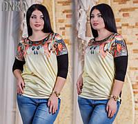 Женская стильная туника ДГр7267