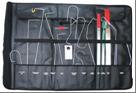Т 70665 Набор приспособлений для вскрытия дверей автомобилей различных марок   (17 предметов)
