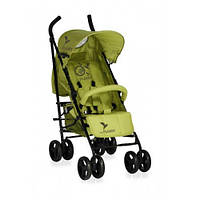 Прогулочная коляска Bertoni I-MOOVE,ЧЕХОЛ,green planet, надежная, компактная