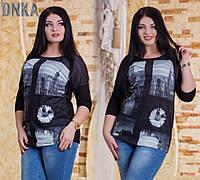 Женская стильная туника ДГр2757