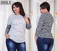 Женская модная туника ДГд795