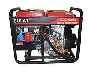 Генератор дизельный BULAT(Булат) BDG 7000E-3 (7 кВт) трехфазный