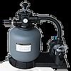Фильтрационная установка Emaux FSF500(075); 10 м³/ч насосом SC075