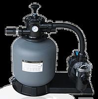 Фильтрационная установка Emaux FSF500(075); 10 м³/ч насосом SC075, фото 1