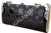 Кошелек - клатч c орнаментом Apple качественный