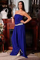 Вечернее платье-комбинезон 1096