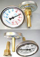 Термометр патронного типа 65 мм  (-30 - 60°с) Pakkens