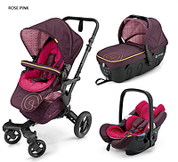 Детская универсальная коляска Concord Neo Travel Set 3 в 1, 2016