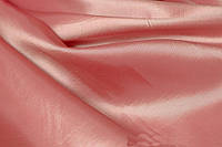 Портьерная ткань тафта корраловая