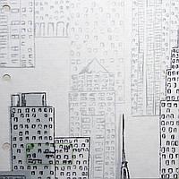 Рулонные шторы Одесса Ткань Нью-Йорк